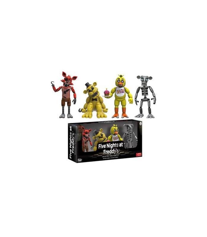 Five Nights at Freddy's Pack de 4 Figuras Funko