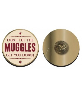 Chapa Muggles - Harry Potter