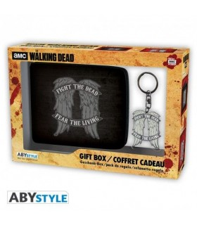 Pack Cartera + Llavero Daryl - The Walking Dead