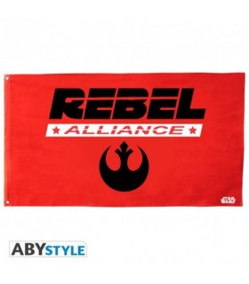 Bandera Alianza Rebelde - STAR WARS