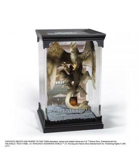 Criaturas Mágicas Estatua Ave del Trueno 19 cm - Animales Fantásticos