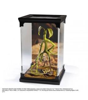 Criaturas Mágicas Estatua Bowtruckle 19 cm - Animales Fantásticos