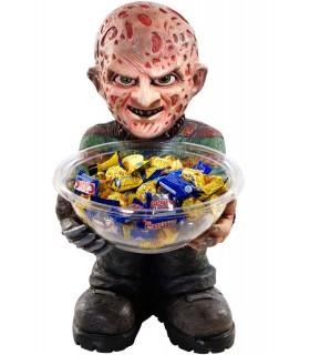 Soporte para caramelos Freddy Krueger