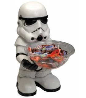 Soporte para caramelos Stormtrooper - Star Wars