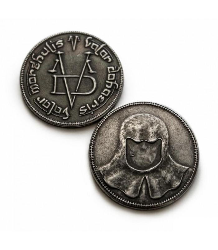 Moneda de colección Iron Coin of the Faceless Man - Juego de Tronos
