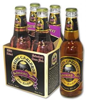 Cerveza de Mantequilla - Harry Potter