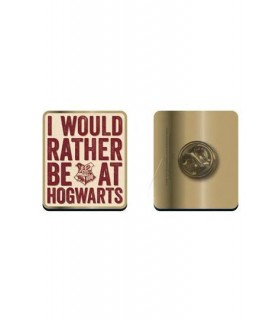Pin Hogwarts - Harry Potter
