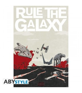Póster Rule The Galaxy - Star Wars