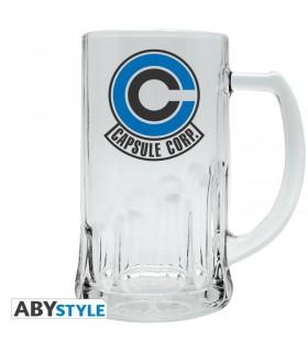 Jarra de cerveza Capsule Corporation - Dragon Ball
