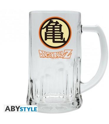 Jarra de cerveza Símbolo Kame - Dragon Ball