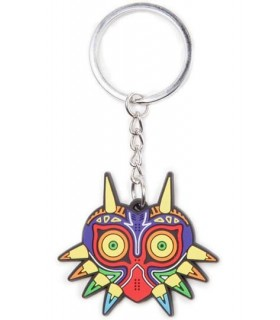 Llavero caucho Majora's Mask 7 cm - The Legend of Zelda