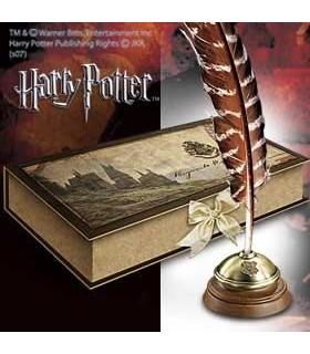 Set de Escritura Pluma de Hogwarts