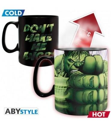 Taza térmica Hulk - Los Vengadores