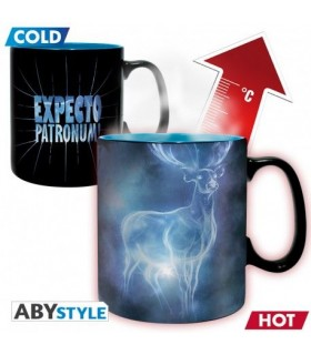 Taza térmica Patronus - Harry Potter