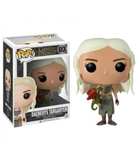 FUNKO POP! Daenerys Targaryen 10 cm - Juego de Tronos