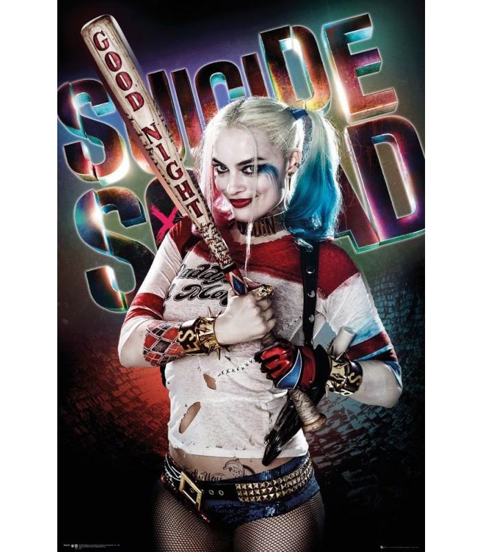 Póster de Harley Quinn 91 x 61 - Suicide Squad