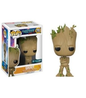 FUNKO POP! Teenage Groot 9 cm - Guardianes de la Galaxia