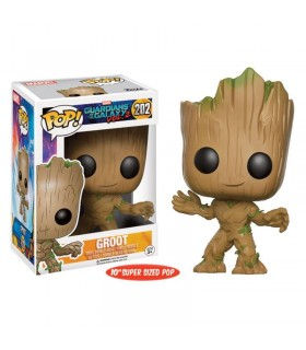 FUNKO POP! Young Groot 25.5cm - Guardianes de la Galaxia 2