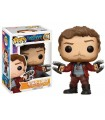 FUNKO POP! Star-Lord 9 cm - Guardianes de la Galaxia 2
