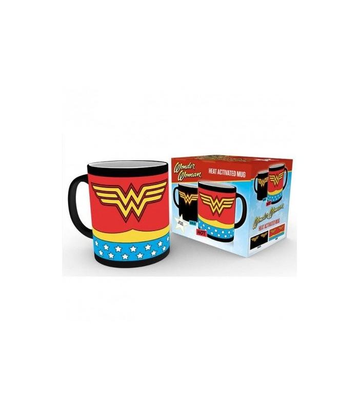 Taza térmica Wonder Woman - Liga de la justicia