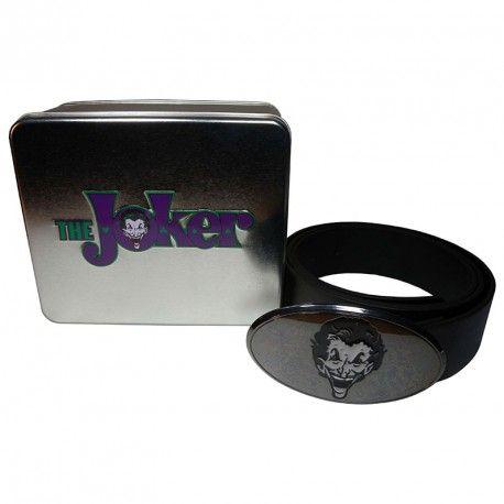 Excelente calidad estilo limitado 100% de garantía de satisfacción Cinturón The Joker Logo - DC Comics