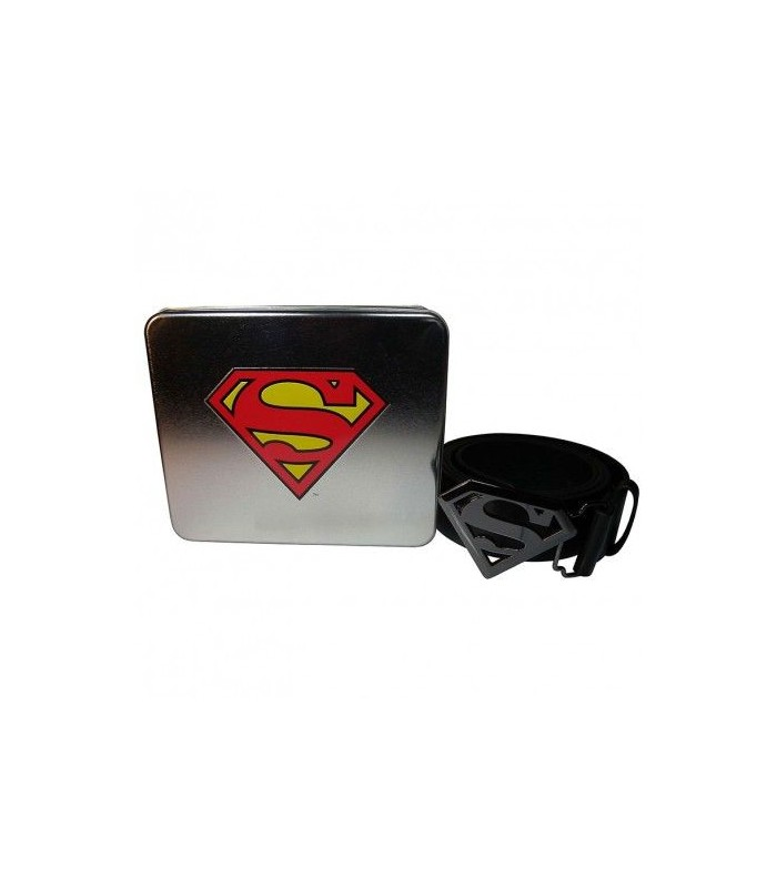 Cinturón Superman Logo - DC Comics