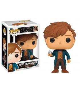 FUNKO POP! 002 Newt Scamander with Egg - FANTASTIC BEASTS
