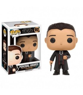 FUNKO POP! 007 Percival Graves - FANTASTIC BEASTS