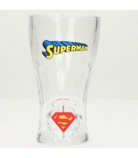 Vaso cristal Superman emblema giratorio – DC Comics