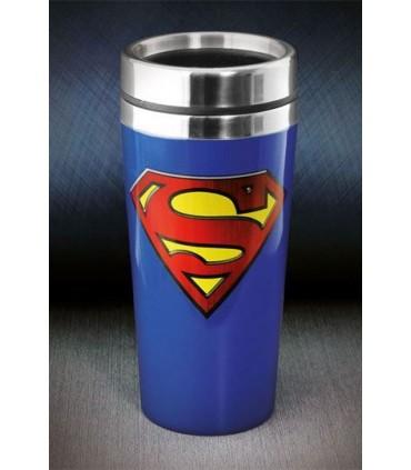 Taza de viaje Superman - DC Comics