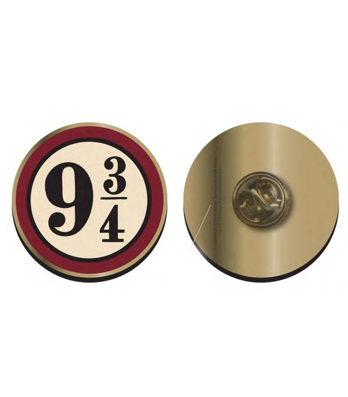 Pin Plataforma 9 3/4 - Harry Potter