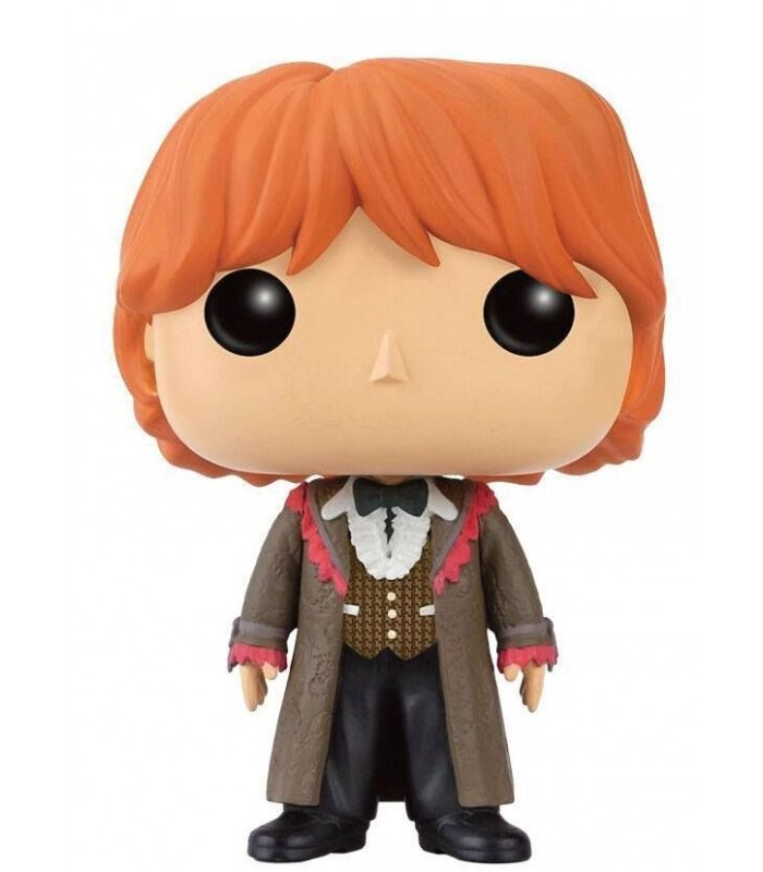 Figura Ron Yule Ball 9 cm - FUNKO POP! - Harry Potter