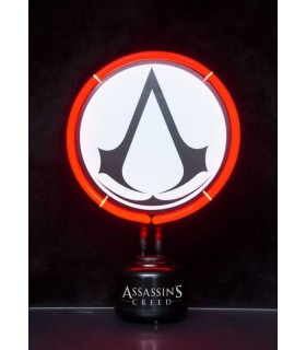 Assassin's Creed Luminaria Neón Logo