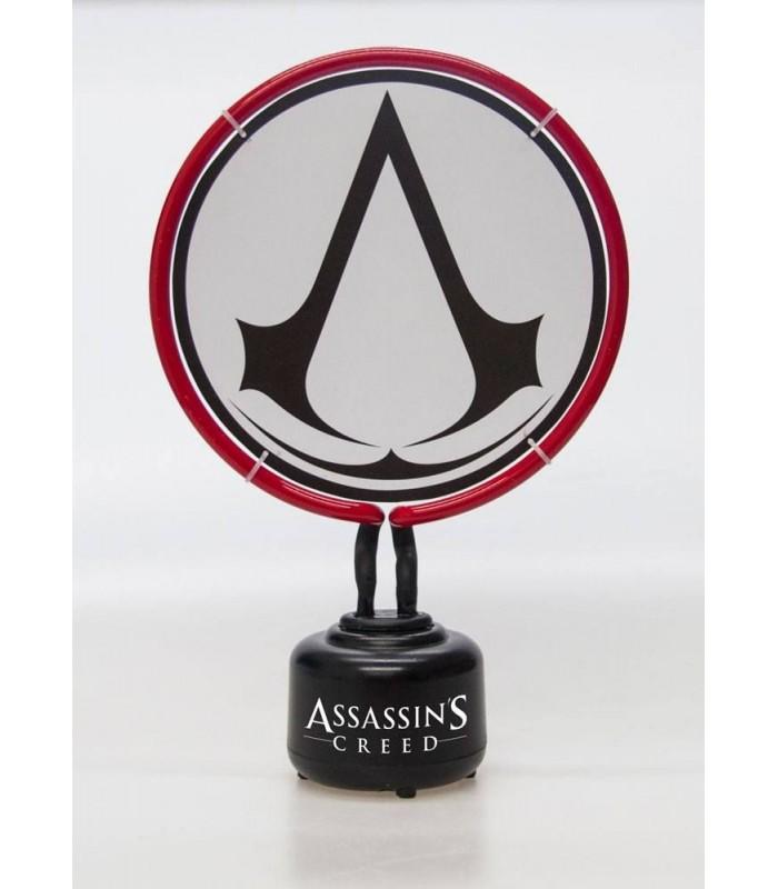 Assassin's Creed Luminaria Neón Logo