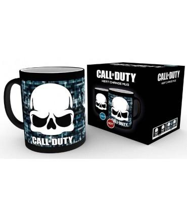 Taza térmica Skull - Call of Duty