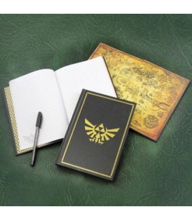 Libreta Hyrule Wingcrest - Legend of Zelda