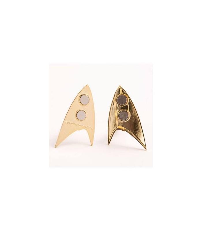 Distintivo Comando de la Flota Estelar magnético - Star Trek Discovery