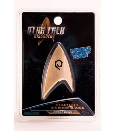 Distintivo Operaciones de la Flota Estelar magnético - Star Trek Discovery
