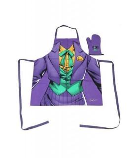 Delantal con manopla Joker - Tarro de cristal - DC