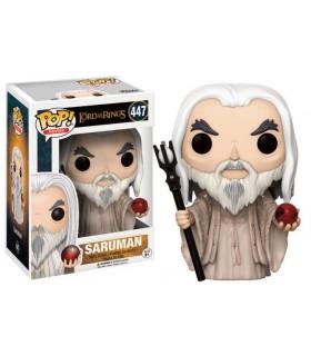 Figura Saruman - FUNKO POP! - El Señor de los Anillos