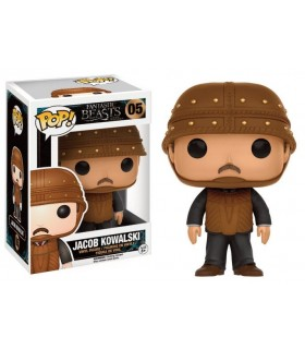 FUNKO POP! 05 Jacob Kowalski - FANTASTIC BEASTS