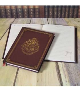Libreta Hogwarts - Harry Potter
