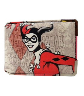 Carterita de Carné Harley Quinn - DC Comics