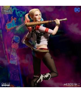 Figura 1/12 Harley Quinn 16 cm - Escuadrón Suicida