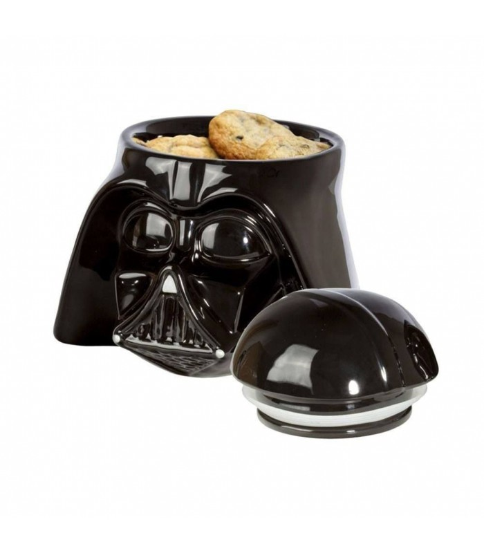 Bote para galletas Darth Vader 3D - Star Wars
