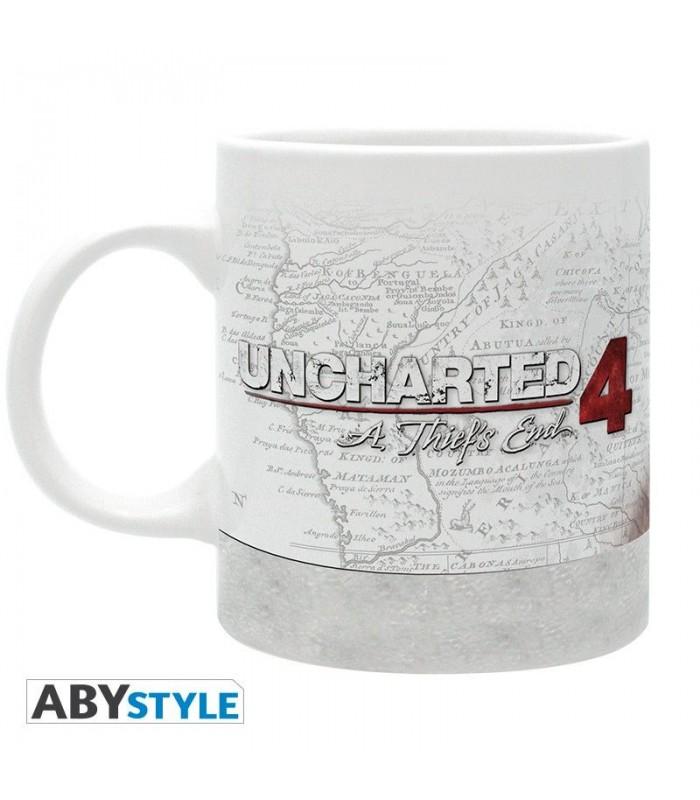 Taza Uncharted
