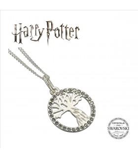 Collar con Colgante Sauce boxeador Swarovksi - Harry Potter