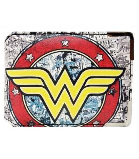 Carterita de Carné Wonder Woman - DC Comics