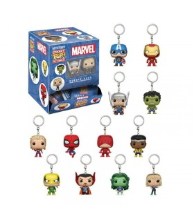 Llavero sorpresa Pocket Pop! - Marvel