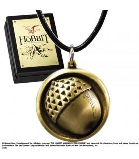 Colgante botón de Bilbo Bolsón - El Hobbit: Un Viaje Inesperado